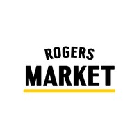 Logo for Rogers Market C-Store.