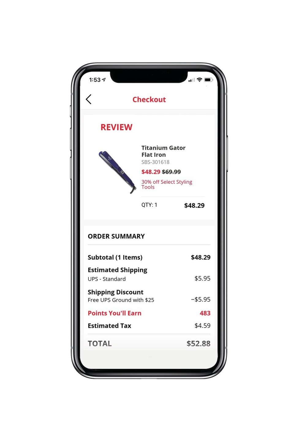 Mobile Checkout Made Simple
