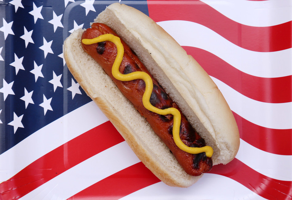 Happy National Hot Dog Month! Americans will enjoy 150 Million hot dogs on Independence Day alone, the single biggest hot dog consuming day of the year