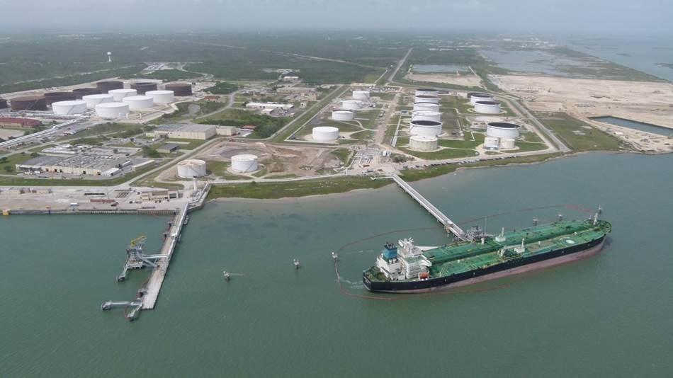 Flint Hills Resources Crude Oil Terminal – Ingleside, Texas