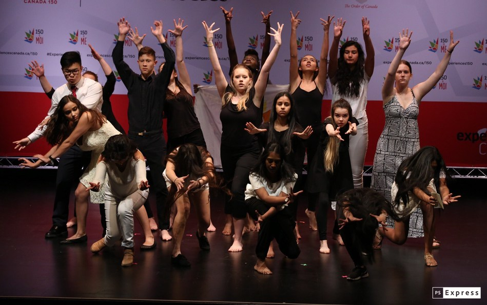 The 2019 Experiences Canada Youth Leadership Forum will be presenting their Forum FInale, produced in partnership with Young People's Theatre at  the YMCA Cedar Glen on July 5th, 2019 from 9 am to 12 pm (CNW Group/Experiences Canada)