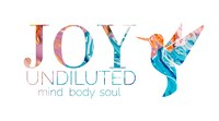 JOY Undiluted is a mental health and wellness focused company promoting happier and healthier practices for people of all ages and backgrounds through their one-of-a-kind practitioner directory service, website, and mobile application. Through article sharing, video streaming, connective platforms, and community-building efforts, JOY Undiluted is building a safe-space for sharing, learning, and growing wherever users are at on their personal or professional development journey.