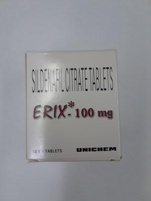 Erix*-100 mg (CNW Group/Health Canada)
