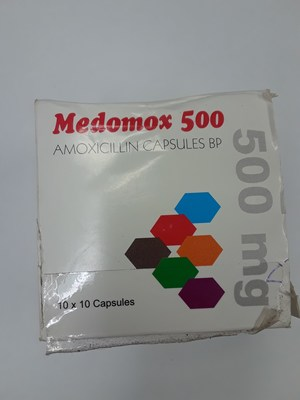 Medomox 500 (CNW Group/Health Canada)