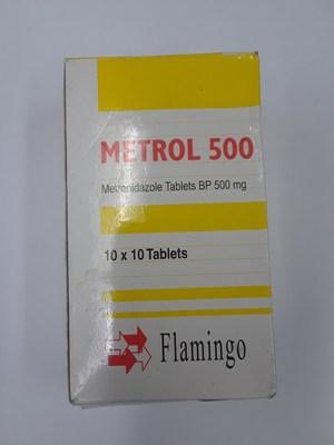 Metrol 500 (CNW Group/Health Canada)