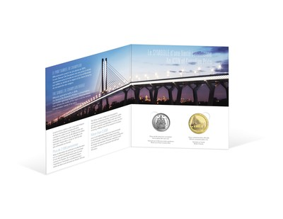 Available for a limited time only, the special-edition uncirculated coin set is available at multiple points of sale, including souvenir shops in Montréal and selected Canada Post counters (in Jean Coutu pharmacies) as well as from monnaieroyale.com for $19.95. (CNW Group/Monnaie Collection Royale)