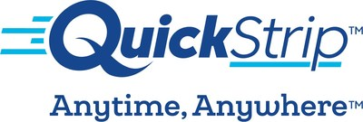 QuickStrip™ Anytime, Anywhere™ (CNW Group/Rapid Dose Therapeutics Corp.)