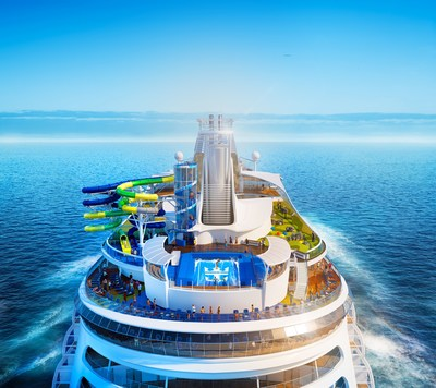 Royal Caribbean's bolder-than-ever Voyager of the Seas will up the ante down under this summer. The newly amplified ship will set sail with a lineup of first-to-market features beginning October 2019, following a AUD$13.9 million/NZD$14.6 million transformation. From The Perfect Storm waterslides to a reinvigorated Vitality Spa and Fitness Center, and redesigned kids and teens spaces, Voyager will tout a thrilling combination of experiences that makes for an unforgettable family holiday.