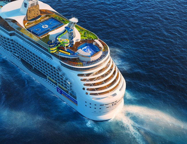This summer, a newly amplified Voyager of the Seas will set sail with a lineup of first-to-market features, including The Perfect Storm waterslides, a reinvigorated Vitality Spa, and redesigned kids and teens spaces. The newly transformed ship will offer 3- to 5-night Southeast Asia itineraries from Singapore, starting Oct. 21, followed by 9- to 12-night South Pacific cruises from Sydney, Australia, beginning Nov. 30.