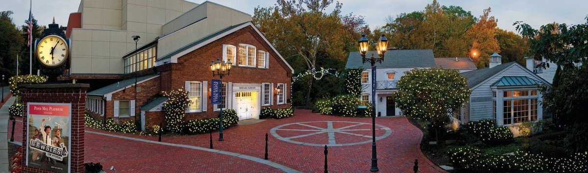 Paper Mill Playhouse Takes Lead in Creating Musical Theatre
