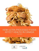 How ultra-processed foods affect health in Canada (CNW Group/Heart and Stroke Foundation)