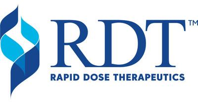 Rapid Dose Therapeutics Corp. (CNW Group/Rapid Dose Therapeutics Corp.) (CNW Group/Rapid Dose Therapeutics Corp.)