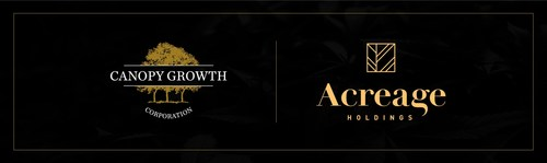 Canopy Growth and Acreage Implement Previously Announced Plan of Arrangement (CNW Group/Canopy Growth Corporation)