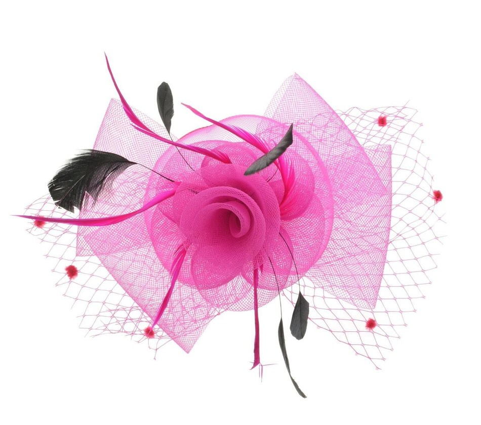 Fascinator by Dendy Fashion Accessories Ltd