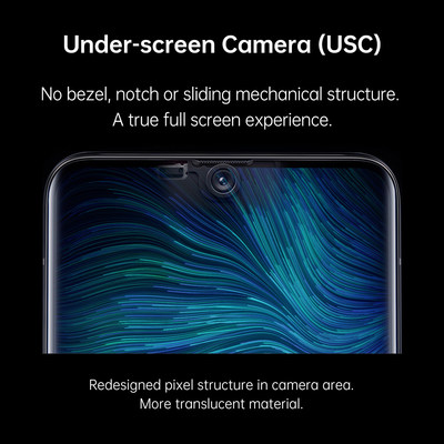 OPPO Takes Lead in Unveiling Innovative Under-Screen Camera Technology at MWC Shanghai 2019