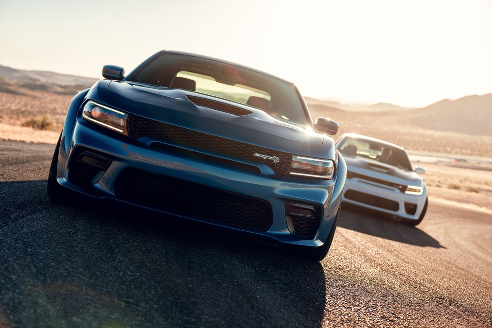 Pushing the Limits: Dodge//SRT Literally Expands High