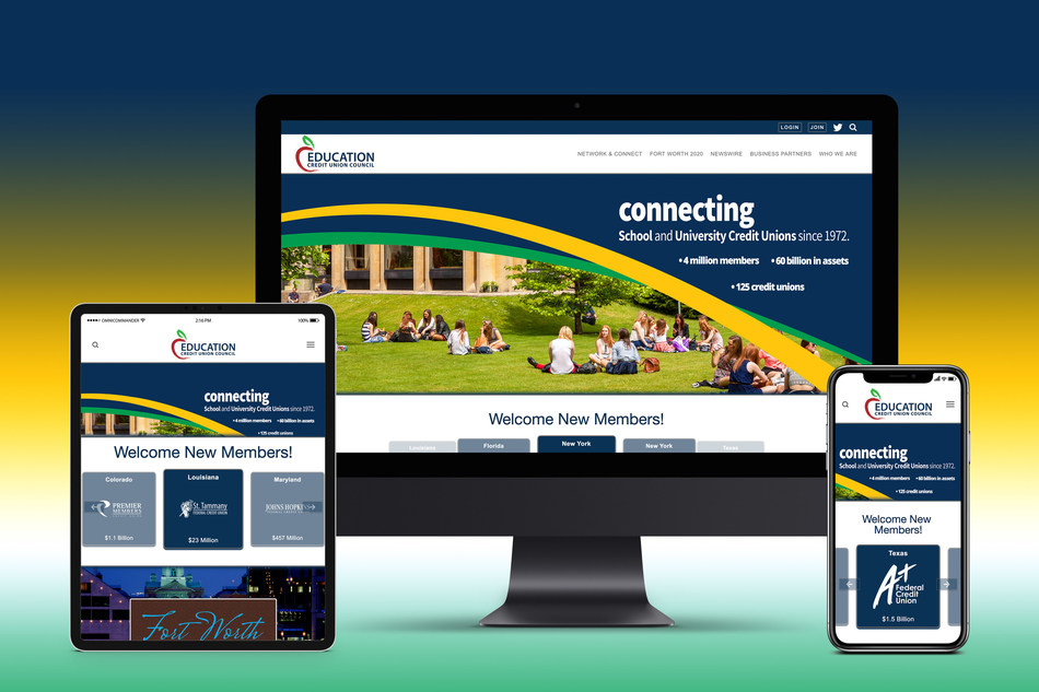 Education Credit Union Council Launches New Website Geared ...