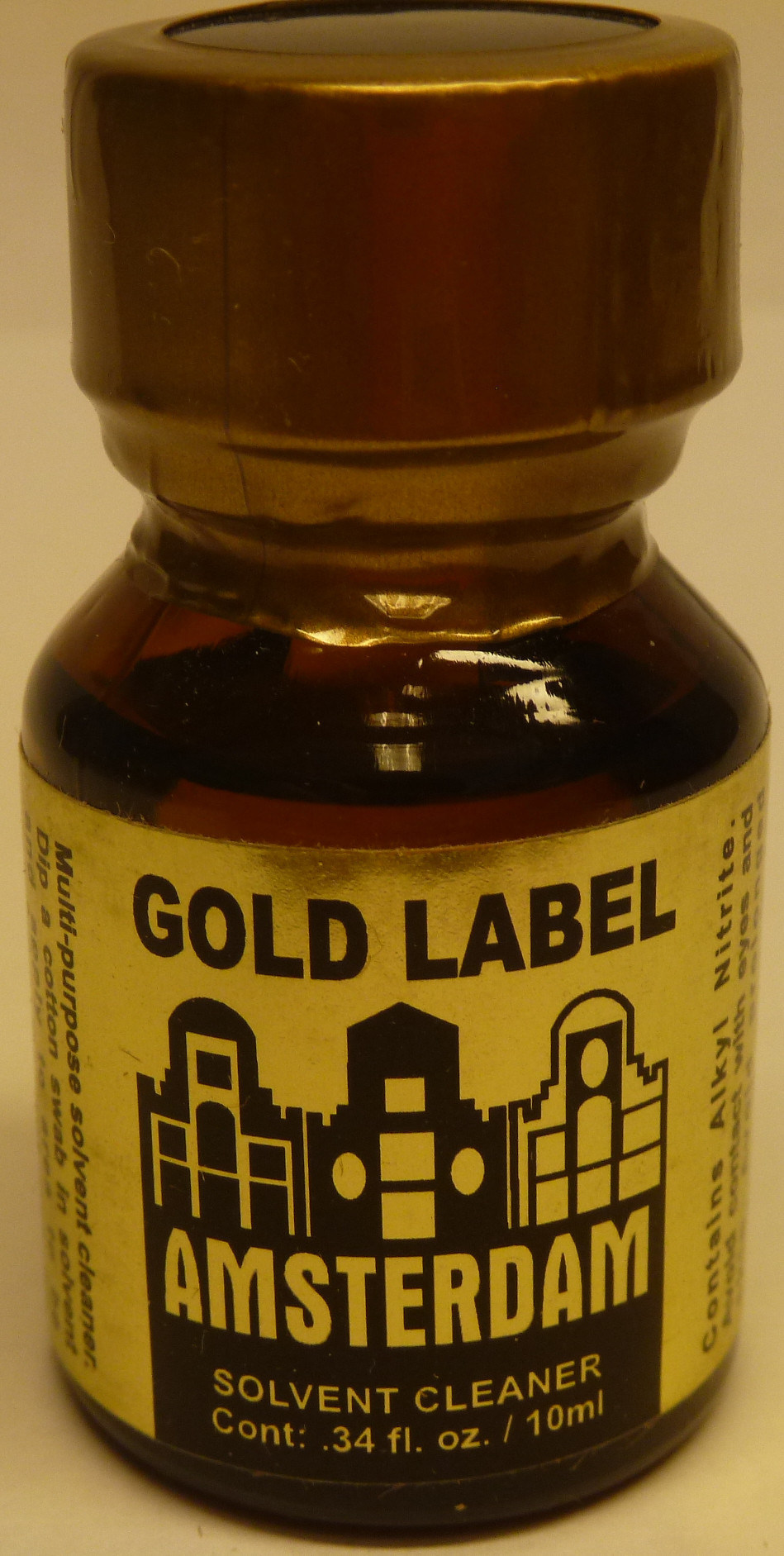 Gold Label Amsterdam (CNW Group/Health Canada)