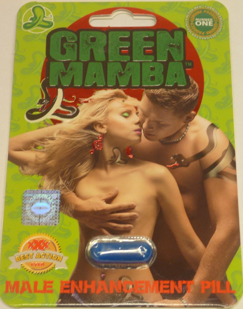 Green Mamba (CNW Group/Health Canada)