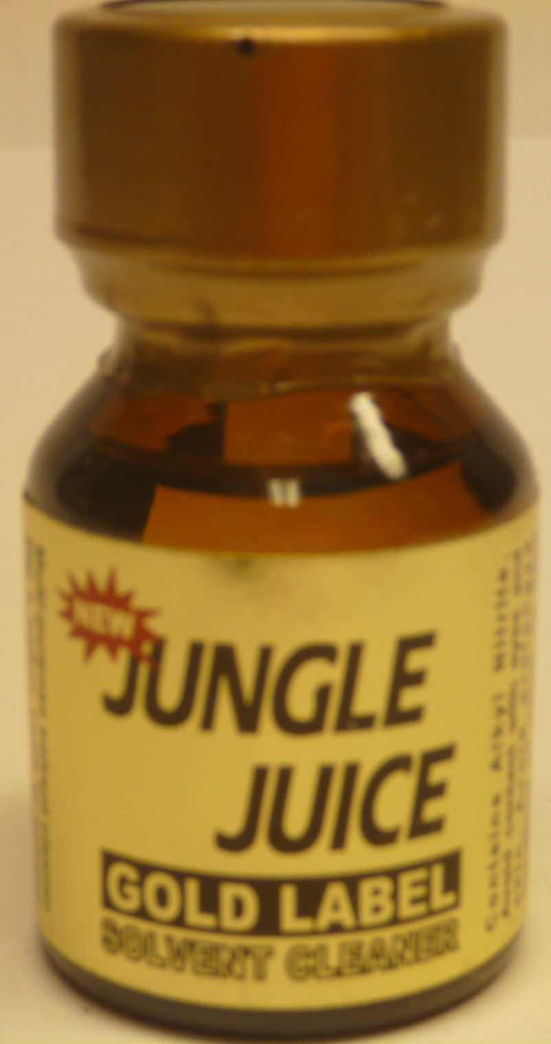 Jungle Juice Gold Label (CNW Group/Health Canada)