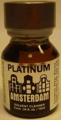 Platinum Amsterdam (CNW Group/Health Canada)