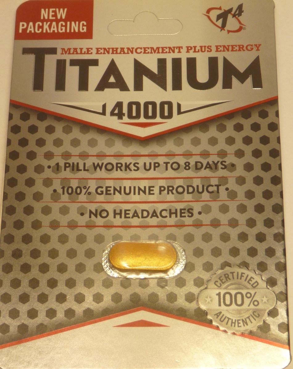 Titanium 4000 (CNW Group/Health Canada)