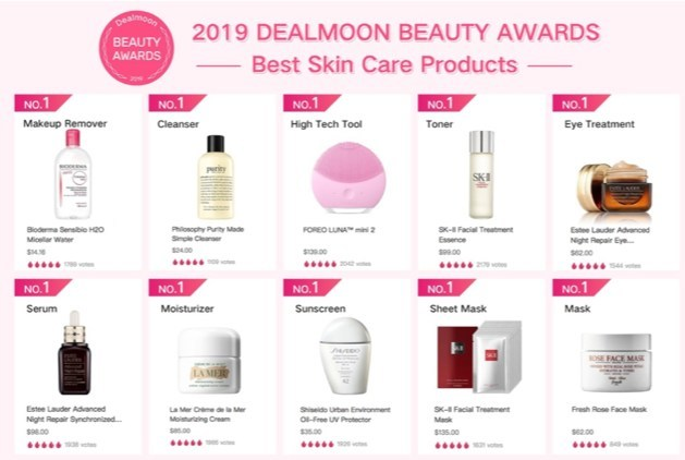 Dealmoon, #1 Matchmaker For Luxury Beauty Products and
