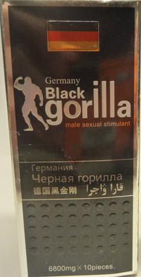 Germany Black Gorilla (Groupe CNW/Santé Canada)