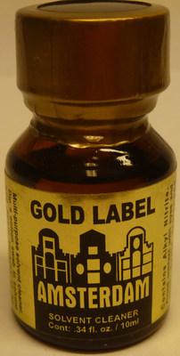 Gold Label Amsterdam (Groupe CNW/Santé Canada)