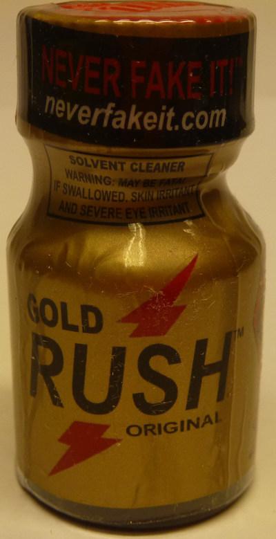 Gold Rush (Groupe CNW/Santé Canada)