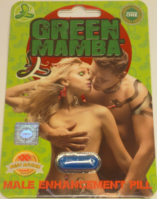 Green Mamba (Groupe CNW/Santé Canada)
