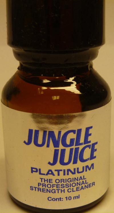 Jungle Juice Platinum (Groupe CNW/Santé Canada)
