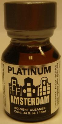 Platinum Amsterdam (Groupe CNW/Santé Canada)