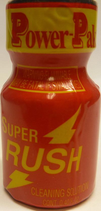 Super Rush (Groupe CNW/Santé Canada)