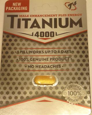 Titanium 4000 (Groupe CNW/Santé Canada)
