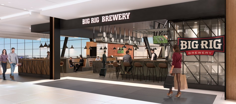 Big Rig Brewery (CNW Group/Ottawa International Airport Authority)