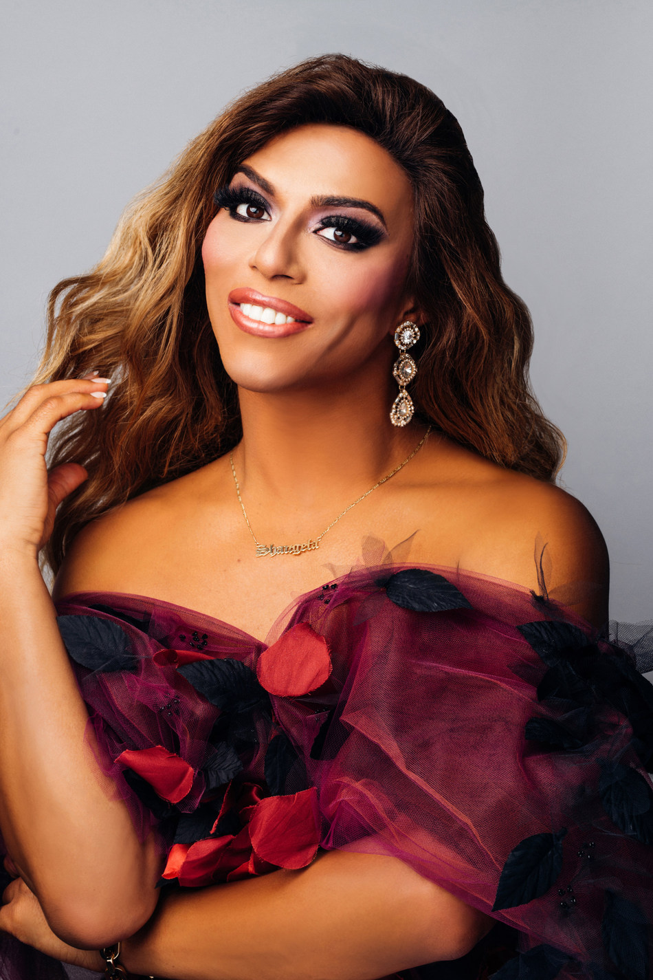 Shangela, actor and performer; photo taken by Taylor Miller. (CNW Group/Mars Canada Inc.)