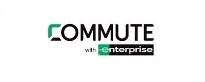 Commute with Enterprise Logo (PRNewsfoto/Commute with Enterprise)