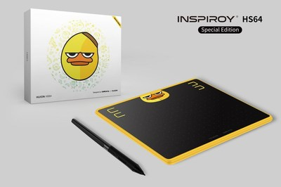 Huion Unveils Its Most Cheerful Pen Tablet Ever in Cebu
