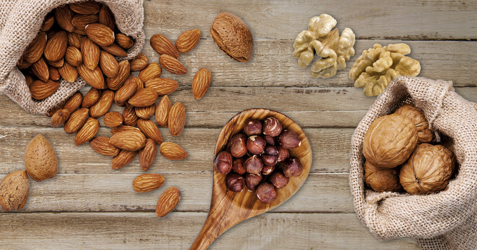 New study shows that nut consumption may help improve erectile function (PRNewsfoto/INC  International Nut Council)
