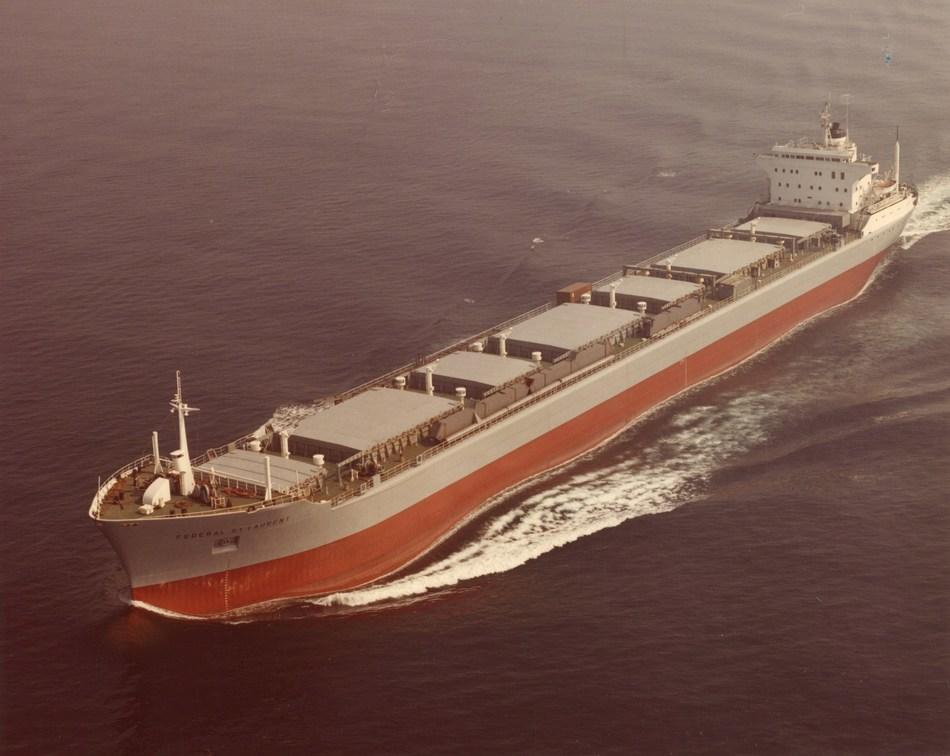 Federal St Laurent 1968 (CNW Group/Fednav Limited)