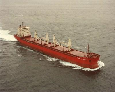 Federal St Laurent 1978 (CNW Group/Fednav Limited)