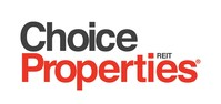Choice Properties Real Estate (CNW Group/Choice Properties Real Estate Investment Trust)