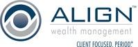 Align Wealth Management Logo (PRNewsfoto/Align Wealth Management, LLC)