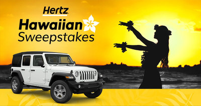 Hertz Hawaiian Sweepstakes