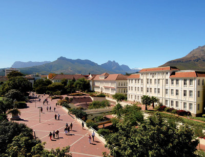 SKEMA's upcoming campus in Cape Town, South Africa, located within University of Stellebosch. It is scheduled to open at the beginning of the 2019-2020 academic year