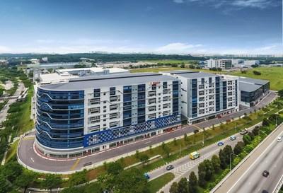 STRATACACHE宣布新加坡的新仓储物流中心开业