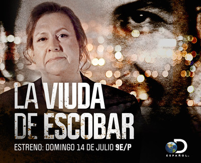 PABLO ESCOBAR'S WIDOW BREAKS HER SILENCE
