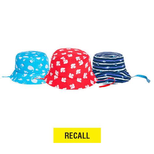 JOE FRESH® Toddler, BABY GIRL AND BABY BOY SUN HATS Recalled (CNW Group/Loblaw Companies Limited - Joe Fresh)