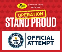 Official Operation: Stand Proud logo (CNW Group/JT & Company, Inc)